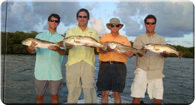 Islamorada Backcountry Fishing With Bamboo Charters