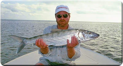 Flats Fishing Islamorada Florida